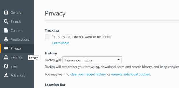 adlock -how to block third party cookies in mozilla-mozilla privacy