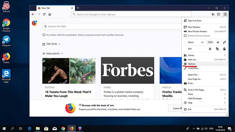 3 Easy Ways to Block Ads & Pop-Ups on Mozilla Firefox - AdLock Blog