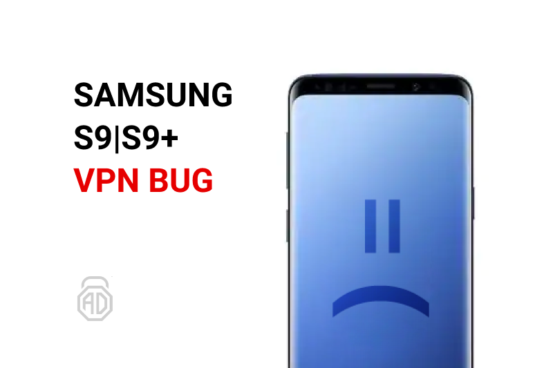 samsung vpn doesn't work adlock