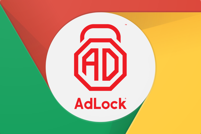 google chrome adblocker adlock