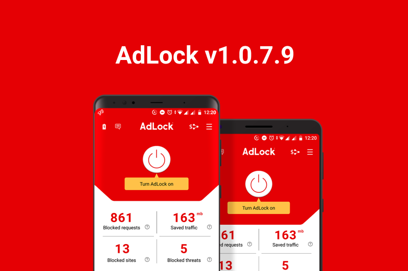 how to block ads on android adlock
