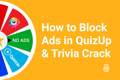 Нow to Block Ads in QuizUp and Play Trivia Crack Without Ads_